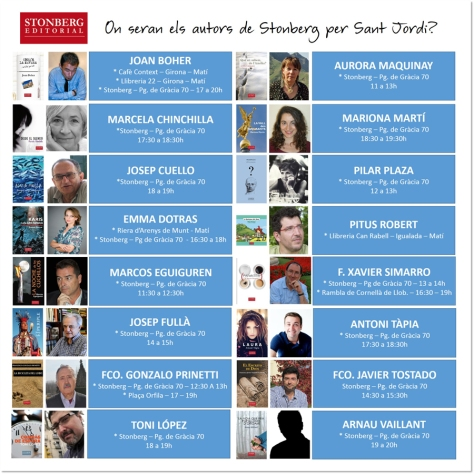 On seran els autors 2015